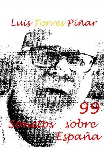 Portada del libro 99 Sonetos sobre España