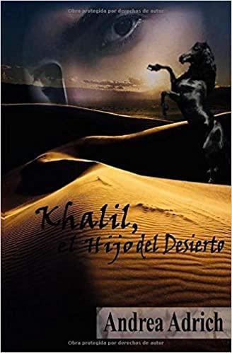Portada del libro Khalil, el hijo del desierto