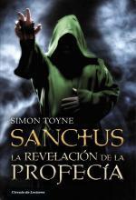Portada del libro La revelación de la profecía. Sanctus 3