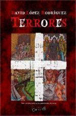 Portada del libro Terrores