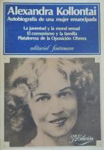 Portada del libro Autobiografía de una mujer emancipada