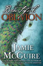 Portada del libro Beautiful Oblivion (Maddox Brothers 1)