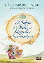 Portada del libro El refugio de las hadas y la búsqueda de la varita mágica