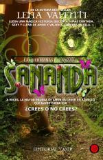 Portada del libro Sananda (Las hermanas Balanzat I)