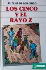 Portada del libro Los cinco y el rayo z