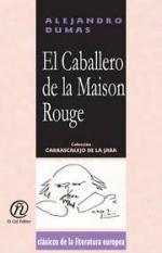 Portada del libro El caballero de la Maison Rouge