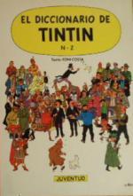 Portada del libro El diccionario de Tintín N-Z