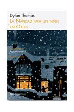 Portada del libro La Navidad para un niño en Gales