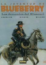 Portada del libro El teniente Blueberry: Los demonios del Missouri