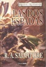 Portada del libro Las espadas del cazador III: Las dos espadas