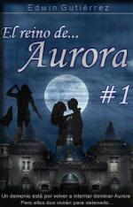 Portada del libro Reino de Aurora