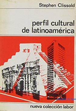 Portada del libro Perfil cultural de Latinoamérica