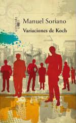 Portada del libro Variaciones de Koch