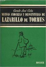 Portada del libro Nuevas andanzas y desventuras de Lazarillo de Tormes