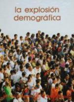 Portada del libro La explosión demográfica