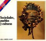 Portada del libro Sociedades, pueblos y culturas
