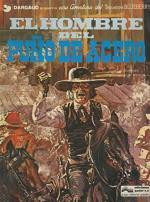 Portada del libro El teniente Blueberry: El Hombre del puño de acero