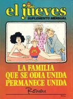 Portada del libro La familia que se odia unida permanece...
