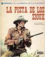Portada del libro El teniente Blueberry: La pista de los sioux