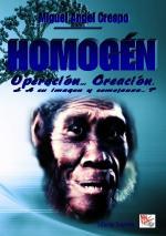 Portada del libro Homogén. Operación... Creación