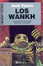 Portada del libro Los Wankh. Ciclo de Tschai 2