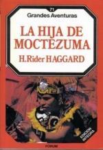 Portada del libro La hija de Moctezuma