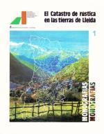 Portada del libro El catastro de rustica en las tierras de Lleida (Monografias v. 1)
