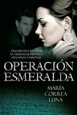 Portada del libro Operación esmeralda