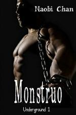 Portada del libro Monstruo (Underground 1)