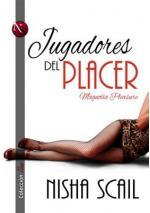 Portada del libro Jugadores del placer: Magnolia Pleasure
