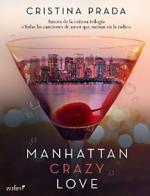 Portada del libro Manhattan crazy love
