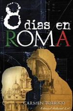 Portada del libro 8 días en Roma