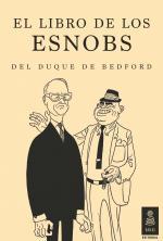 Portada del libro El libro de los esnobs del Duque de Bedford