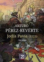 Portada del libro Jodía Pavía (1525)