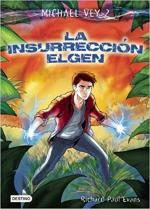 Portada del libro Michael Vey 2. La insurrección Elgen