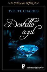 Portada del libro Destello Azul