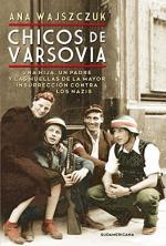 Portada del libro Chicos de Varsovia