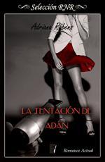 Portada del libro La tentación de Adán. Bilogía Pecado original 2