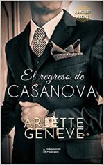 Portada del libro El regreso de Casanova