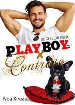 Portada del libro Playboy X contrato