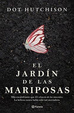 Portada del libro El jardín de las mariposas