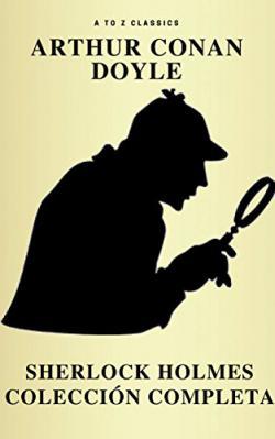 Portada del libro Sherlock Holmes: La colección completa