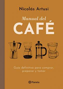 Portada del libro Manual del café