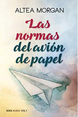 Portada del libro Las normas del avion de papel. Ruido 1.