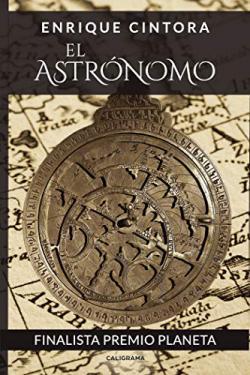Portada del libro El astrónomo