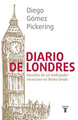 Portada del libro Diario de Londres