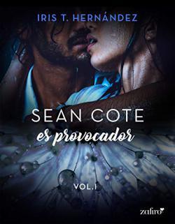 Portada del libro Sean Cote es provocador . Vol. 1