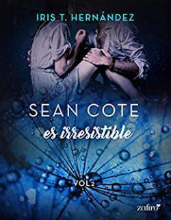 Portada del libro Sean Cote es irresistible. Vol 2
