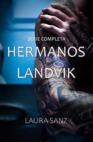 Portada del libro Hermanos Landvik. Serie Completa