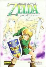 Portada del libro A link to the past. The legend of Zelda 4